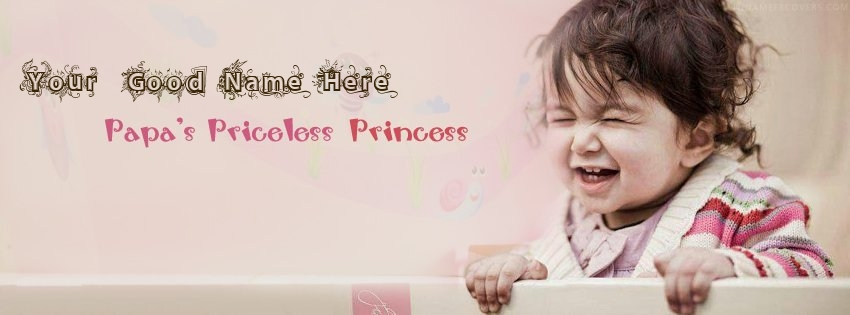 Papas Priceless Princess
