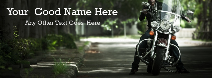 Bike Guy Name