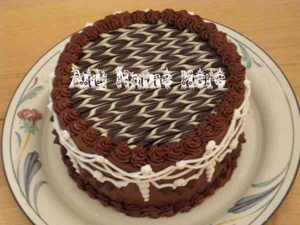 Best German Chocolate Birthday Cake With Name